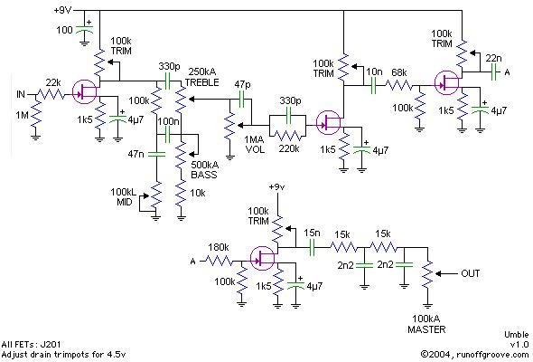 [DIAGRAM_34OR]  Umble | Dumble Amp Wiring Diagram |  | RunOffGroove
